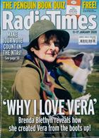 Radio Times London Edition Magazine Issue 11/01/2020