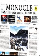 Monocle Winter Weekly Magazine Issue NO 4