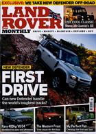 Land Rover Monthly Magazine Issue MAY 20