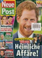 Neue Post Magazine Issue NO 3