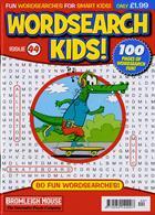 Wordsearch Kids Magazine Issue NO 44