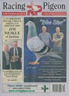 Racing Pigeon Magazine Issue 27/12/2019