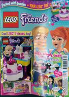 Lego Friends Magazine Issue NO 67