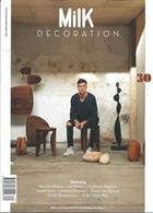 Milk Decoration English Ed Magazine Issue 30