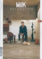 Milk Decoration French Magazine Issue 30