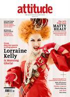 Attitude 317 - Lorraine Kelly Magazine Issue L KELLY
