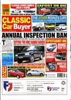 Classic Car Buyer Magazine Issue 15/01/2020