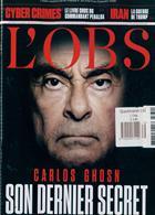 L Obs Magazine Issue NO 2879