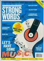 Strong Words Magazine Issue NO 16