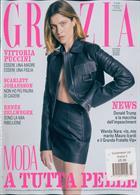 Grazia Italian Wkly Magazine Issue NO 3