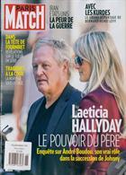 Paris Match Magazine Issue NO 3688