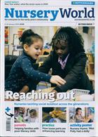 Nursery World Magazine Issue 06/01/2020