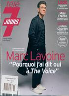 Tele 7 Jours Magazine Issue NO 3111