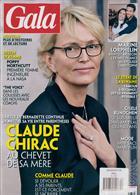 Gala French Magazine Issue NO 1387