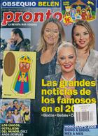 Pronto Magazine Issue NO 2487
