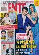 Gente Magazine Issue NO 1