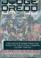 Judge Dredd Megazine Magazine Issue NO 416