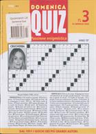 Domenica Quiz Magazine Issue NO 3