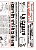 Le Canard Enchaine Magazine Issue 69