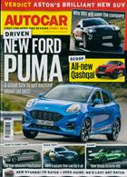 Autocar Magazine Issue 15/01/2020