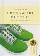 Premium Crossword Puzzles Magazine Issue NO 63