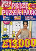 Tab Prize Puzzle Pack Magazine Issue NO 8