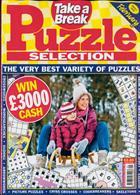 Take A Break Puzzle Select Magazine Issue NO 1