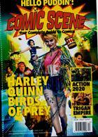 Comic Scene Magazine Issue NO 12