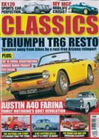 Classics Magazine Issue MAR 20
