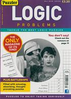 Puzzler Logic Problems Magazine Issue NO 425