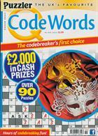 Puzzler Q Code Words Magazine Issue NO 455