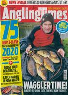 Angling Times Magazine Issue 14/01/2020