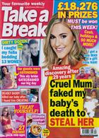 Take A Break Magazine Issue NO 4
