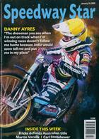 Speedway Star Magazine Issue 18/01/2020