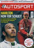 Autosport Magazine Issue 16/01/2020
