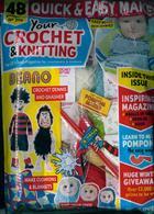 Your Crochet Knitting Magazine Issue NO 15