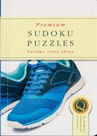 Premium Sudoku Puzzles Magazine Issue NO 63