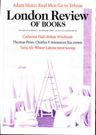 London Review Of Books Magazine Issue VOL42/2