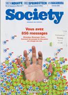 Society  Magazine Issue 18