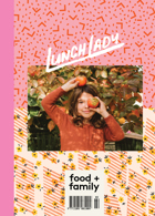 Lunch Lady Magazine Issue Issue 18