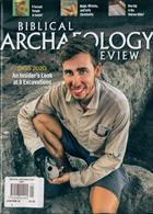 Biblical Archaeology Rev Magazine Issue JAN-FEB