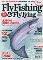 Fly Fishing & Fly Tying Magazine Issue FEB 20