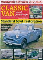 Classic Van & Pick Up Magazine Issue FEB 20