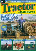 Tractor And Machinery Magazine Issue MAR 20