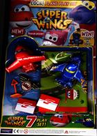 Super Wings Magazine Issue NO 1