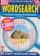 Take A Break Wordsearch Magazine Issue NO 1