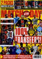 Match Of The Day  Magazine Issue NO 586