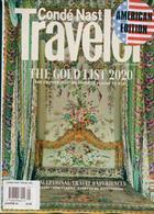 Conde Nast Traveller Usa Magazine Issue JAN-FEB