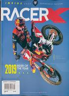 Racer X Illustrated Magazine Issue FEB 20