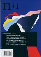 N Plus One Magazine Issue 35